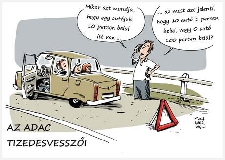 Adac-karikatúra